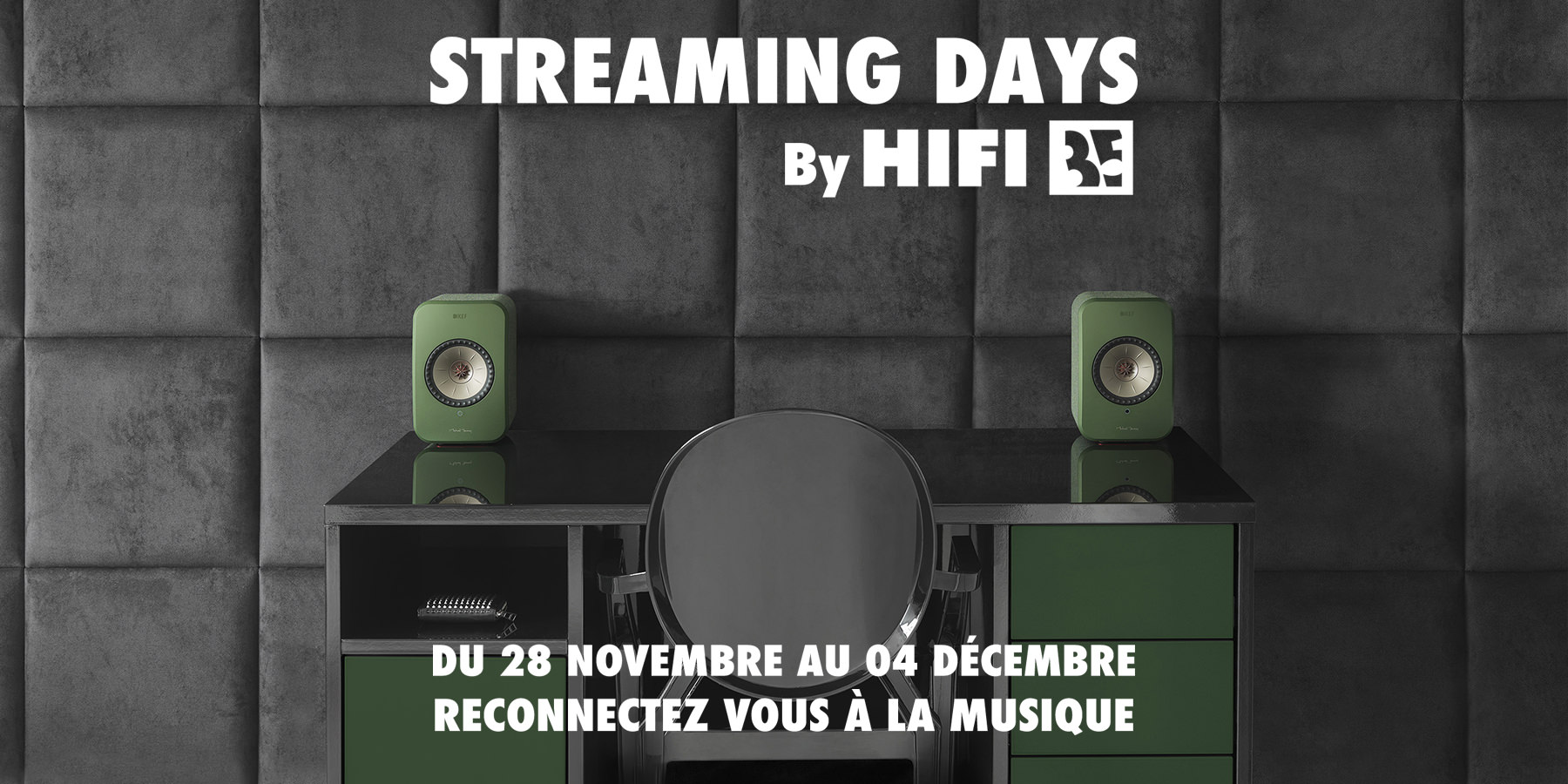 Streaming days by HIFI35