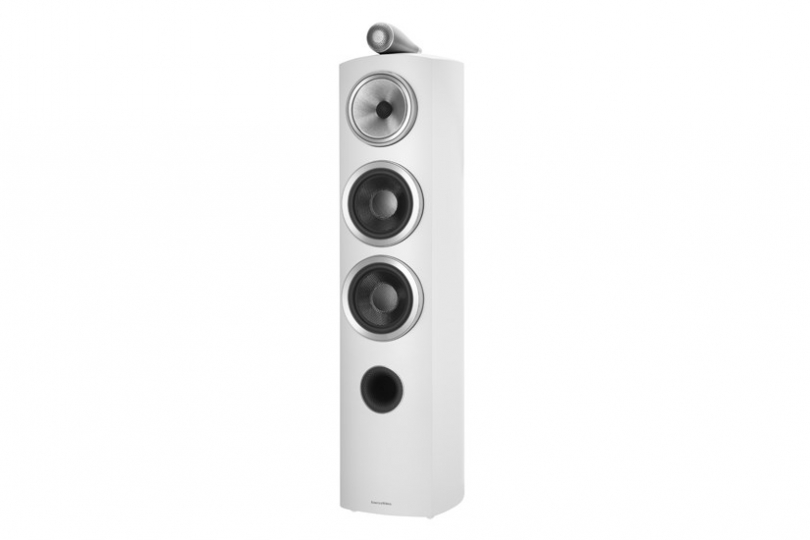 Bowers&Wilkins 804 D3 White