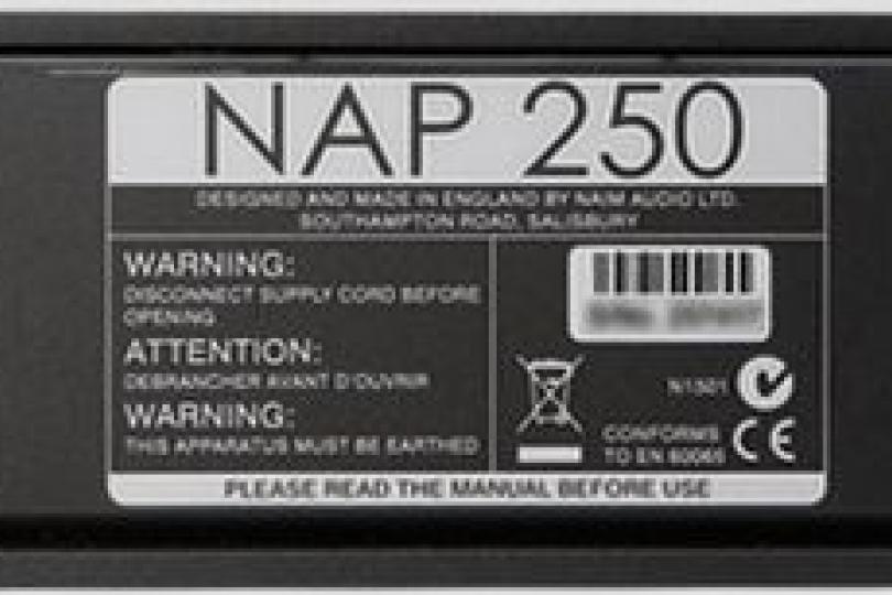 Naim NAP 250 DR