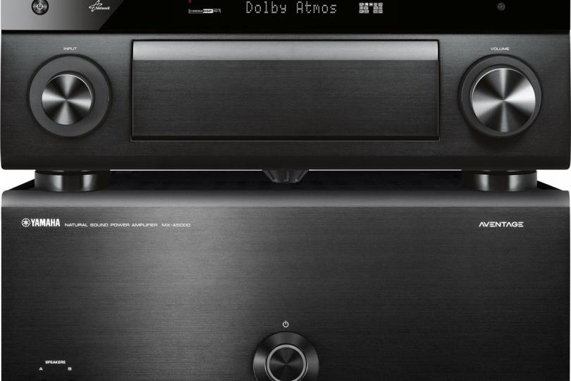 Yamaha CXA5100 & MX5000