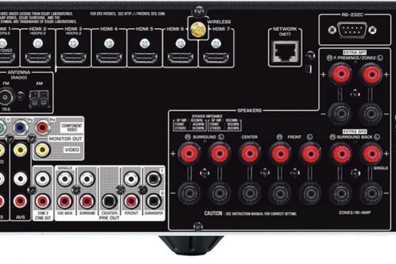 Yamaha RX-A860