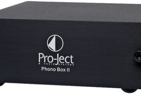 Phono Box DC Project