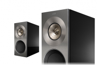 KEF Reference 1 Gloss Black