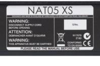 NAT 05XS naim